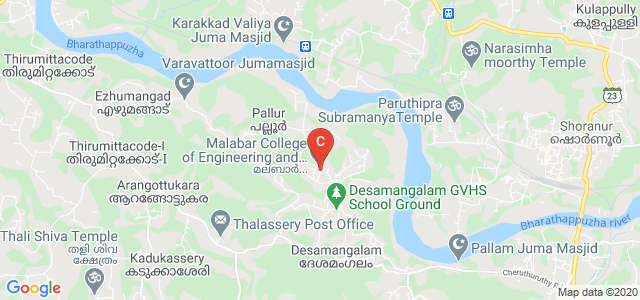 Malabar College of Engineering and Technology, Desamangalam, Thrissur, Kerala, India