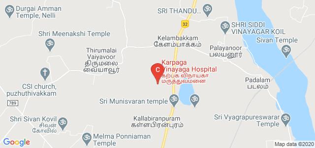 Karpaga Vinayaga College of Engineering and Technology, Tamil Nadu, India