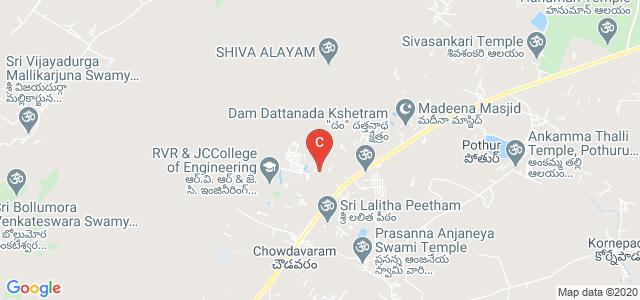 Kallam Haranadhareddy Institute of Technology, National Highway 16, Chowdavaram, Guntur, Andhra Pradesh, India