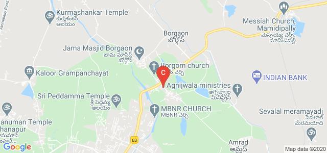 Kakatiya Institute of Technology and Science for Women, Manikbhandar, Nizamabad, Telangana, India