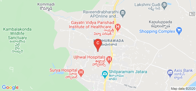 G.V.P COLLEGE OF ENGINEERING FOR WOMEN, Junction, Kala Nagar, Gandhi Nagar, Madhurawada, Visakhapatnam, Andhra Pradesh, India