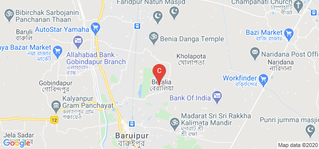 Gargi Memorial Institute of Technology, Baruipur, Mouza Beralia, Balarampur, Kolkata, West Bengal, India