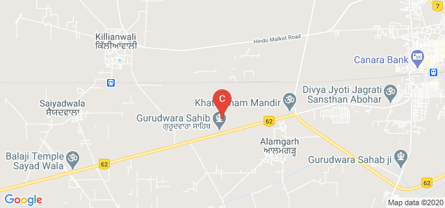 MAIT College, Sri Ganganagar Road, Abohar, Punjab, India