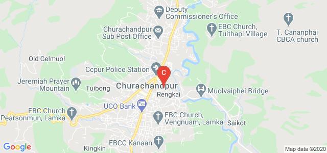 Rengkai Rd, Khumujamba Meetei Leikai, Churachandpur, Manipur, India