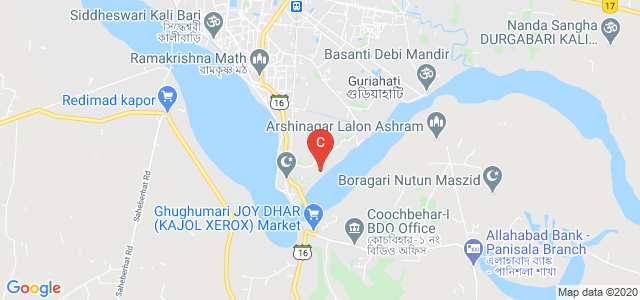 Cooch Behar Government Engineering College, Cooch Behar, West Bengal, India