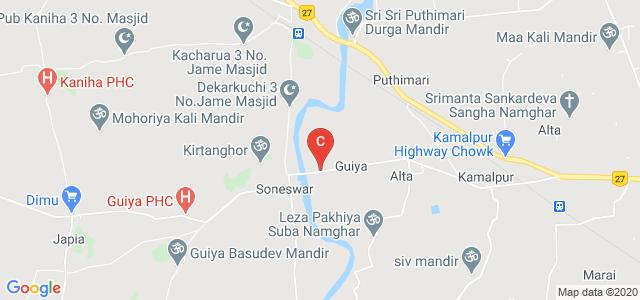 Puthimari College, Kamalpur - Dimu Road, Guiya, Kamrup, Assam, India
