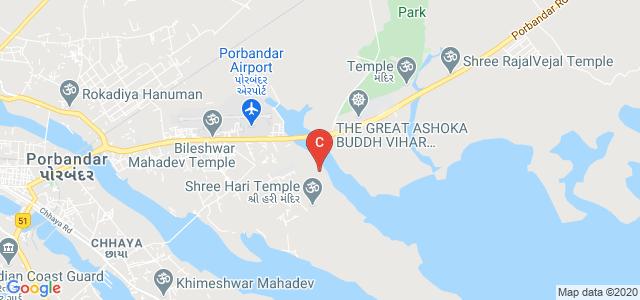 DR. V. R. GODHANIA COLLEGE OF ENGINEERING & TECHNOLOGY, Porbandar, Porbandar, Gujarat, India
