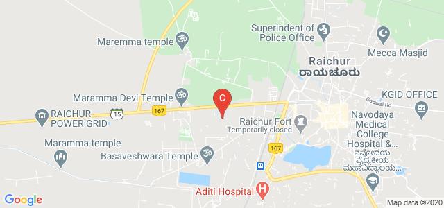 College of Agricultural Engineering, Raichur, Askihal, Raichur, Karnataka, India