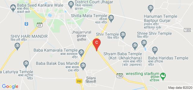 Ch Ranbir Singh State Institute of Engineering and Technology Jhajjar, Silani Panakeso, Haryana, India