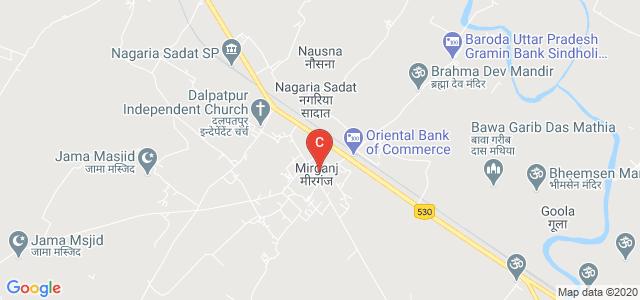 Anubis Degree College, Meerganj, Bareilly, Uttar Pradesh, India