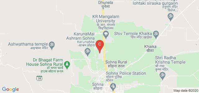 GD Goenka University Gurugram, Sohna, Haryana, India