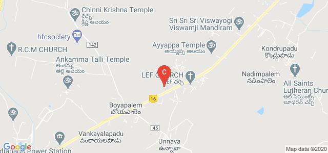 Sri Mittapalli College of Engineering - Guntur, Guntur,, Andhra Pradesh, India
