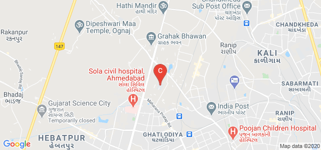 SOCET, Gota, Ahmedabad, Gujarat, India