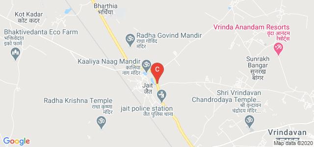 Ishwar Chand Vidya Sagar Institute Of Technology, Akbarpur, Mathura, Mathura, Uttar Pradesh, India