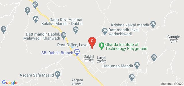 Gharda Institute Of Technology, Lavel, Ratnagiri, Maharashtra, India