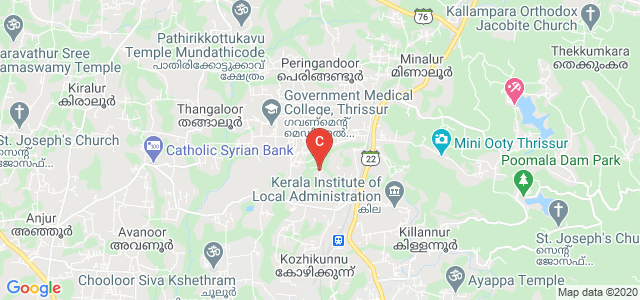 Kerala University of Health Sciences, Thangaloor, Thrissur, Kerala, India
