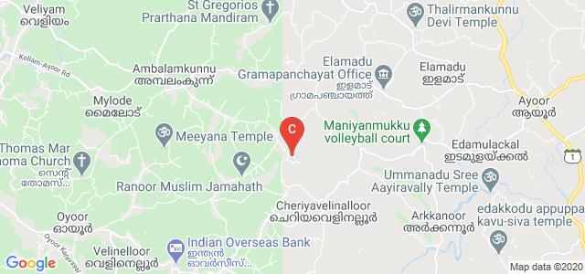 Travancore Engineering College, Kollam, Kerala, India