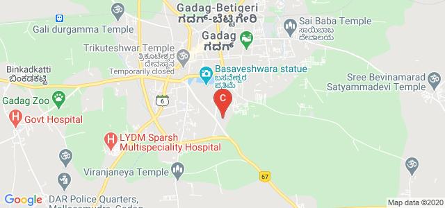 Tontadarya Engineering College, Mundargi Road, Panchal Nagar, Sidha Maheshwar Nagar, Gadag, Karnataka, India