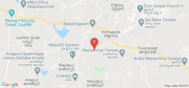 Swathi Institute of Technology & Sciences, Hyderabad, Telangana, India