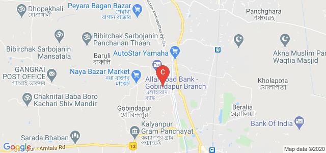 Swami Vivekananda Institute of Science and Technology, Sonarpur, Dakshin Gobindapur, Kolkata, West Bengal, India