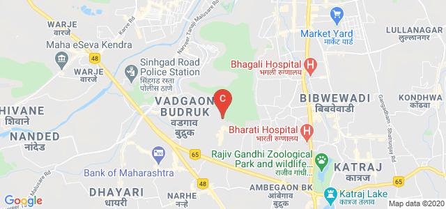 Smt. Kashibai Navale College Of Engineering, Sinhgad Rd, Vadgaon Budruk, Pune, Maharashtra, India