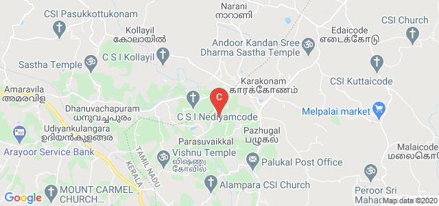 Sivaji College of Engineering and Technology, Manivila, Kanyakumari, Tamil Nadu, India