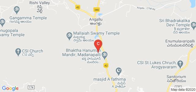 Sir Vishveshwaraiah Institute of Science & Technology, Madanapalle, Chittoor, Andhra Pradesh, India