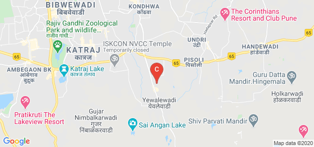 Sinhgad Academy Of Engineering, Kondhwa-Saswad Road, Sinhgad Kondwa, Danny Mehata Nagar, Kondhwa, Pune, Maharashtra, India