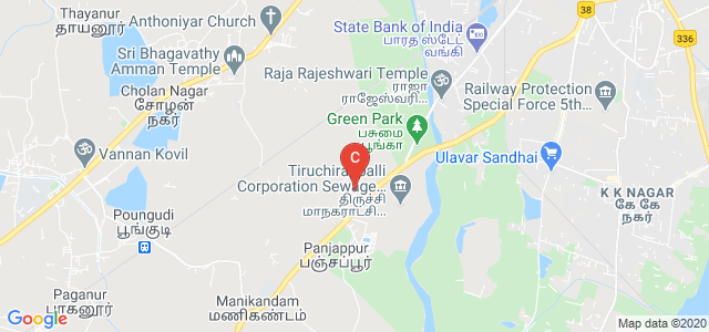 Saranathan College of Engineering, Venkateswara Nagar, Edamalaipatti Pudur, Tiruchirappalli, Tamil Nadu, India