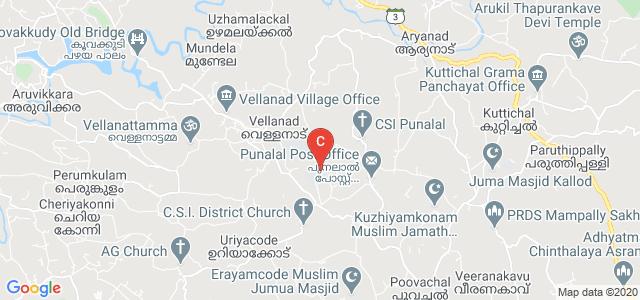 Sarabhai Institute of Science and Technology, Vellanad - Kannampally Rd, Vellanad, Thiruvananthapuram, Kerala, India