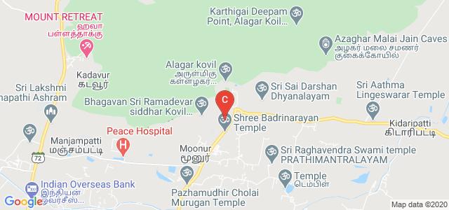 CR Engineering College, Madurai, Tamil Nadu, India