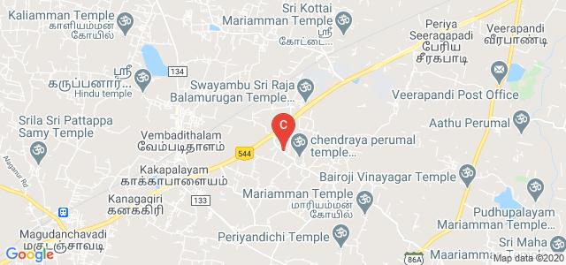 Rakkipatti Road, Rakkipatti, Tamil Nadu 637504, India