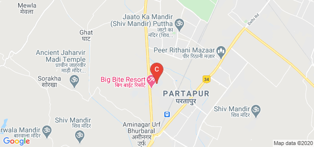 Dewan V.S Institute of Management, Meerut, Partapur, Jharli, Uttar Pradesh, India
