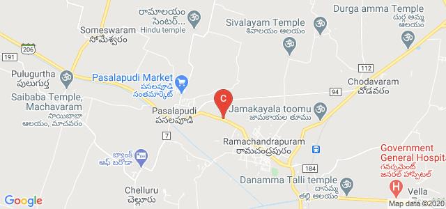 VSM College, Ramachandrapuram Road, Ramachandrapuram, Andhra Pradesh, India