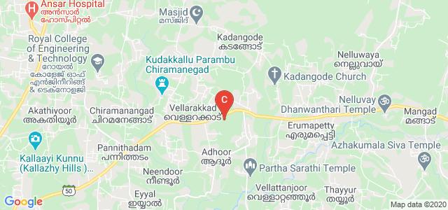 Thejus Engineering College, Vellarakkad, Thrissur, Kerala, India