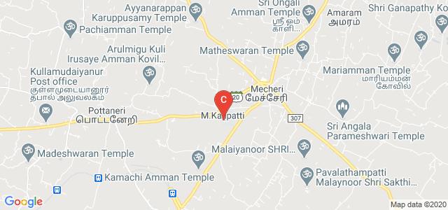 The Kavery Engineering College, Thoppur-Mettur Dam-Bhavani-Erode Road, M.Kalipatti, Salem, Tamil Nadu, India