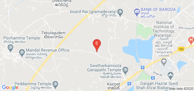 Talla Padmavathi College of Engineering , Warangal, Telangana, India