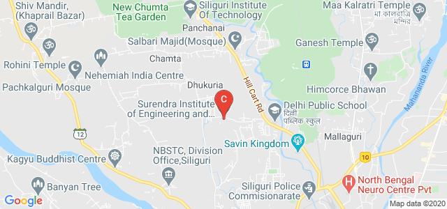 Surendra Institute of Engineering and Management, Siliguri, Siliguri, West Bengal, India