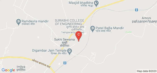 SURABHI COLLEGE OF ENGINEERING AND TECHNOLOGY, Bhopal, Madhya Pradesh, India