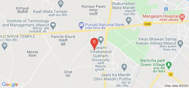 Subharti Institute of Technology and Engineering, Meerut, Uttar Pradesh, India