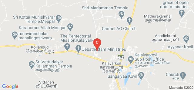 St. Michael College of Engineering & Technology, Kalayarkoil, Tamil Nadu, India