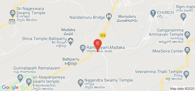 Sri Vasavi Institute of Engineering & Technology, Pedana, Andhra Pradesh, India