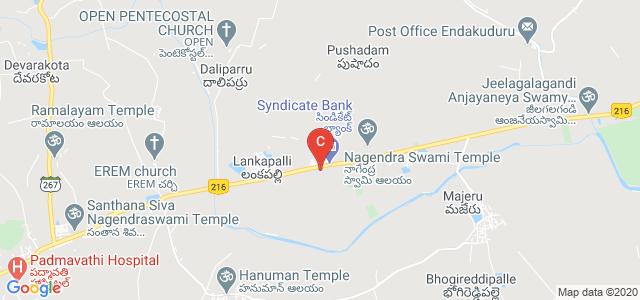 Sri Sunflower College of Engineering And Technology, Lankapalli, Krishna, Andhra Pradesh, India
