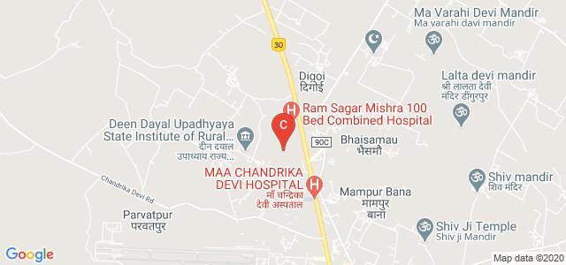 S R Institute of Management & Technology BKT Lucknow, Bhaisamau, Uttar Pradesh, India