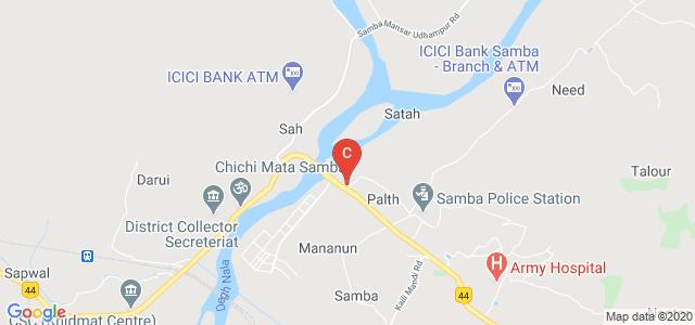 Bhargava College Of Engineering And Technology Samba, Langath, Samba