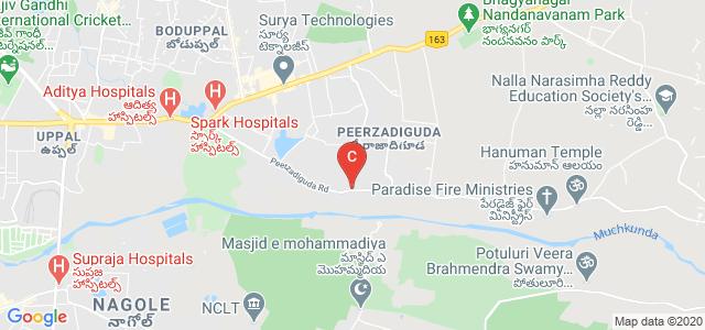 Aurora's Technological & Management Academy (Uppal), Rayancha Enclave, Parvathapuram, Peerzadiguda, Hyderabad, Telangana, India