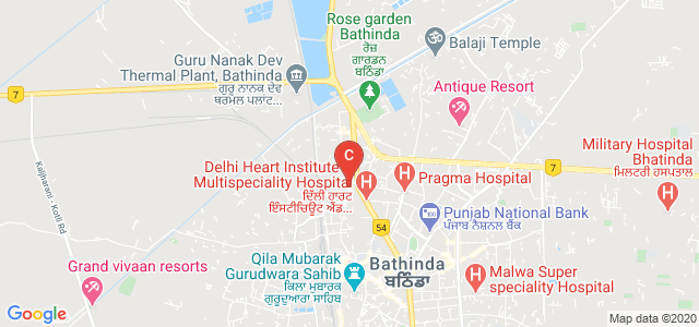 SSD Women's Institute Of Technology, Bathinda, Punjab, India