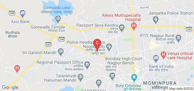 Shri Ramdeobaba College of Engineering and Management, Katol Road, Lonand, BUPESHNAGAR, Nagpur, Maharashtra, India