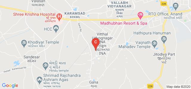 A. D. Patel Institute of Technology, New Vallabh Vidyanagar, GIDC, Anand, Gujarat, India