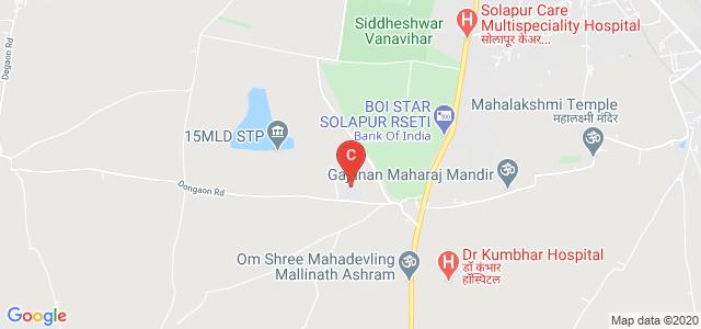 Vidya Vikas Pratishthan Institute Of Engineering & Technology, Solapur, Maharashtra, India